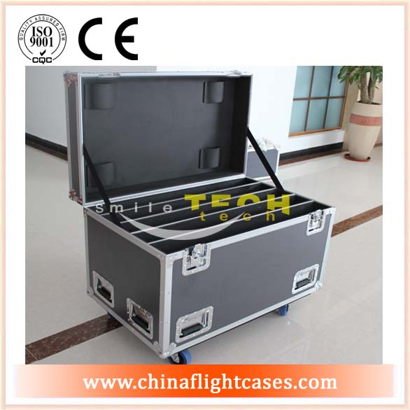 Outdoor Full Color LED Video Screen Cases In Gray Color