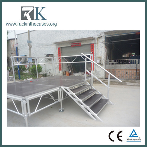 Aluminum Platform Stage for Music Concert