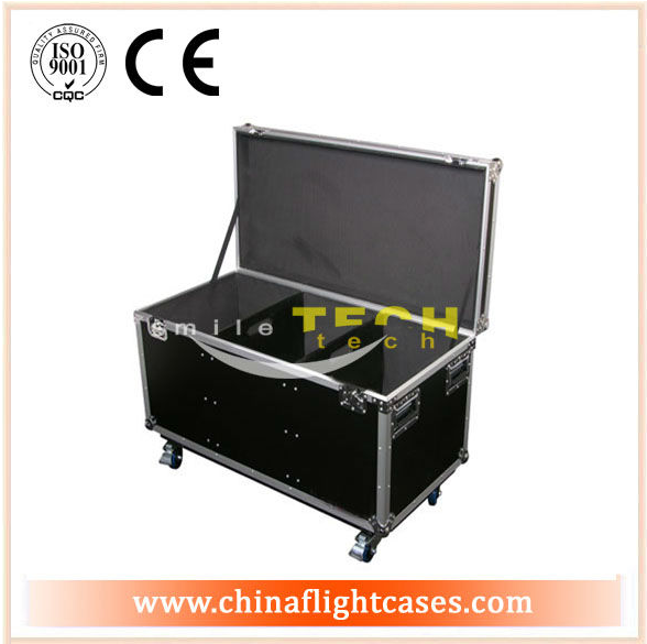 Travel Utility trunk with compartments Road Cases