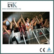 RK Events Mojo Crowd Control Barrier