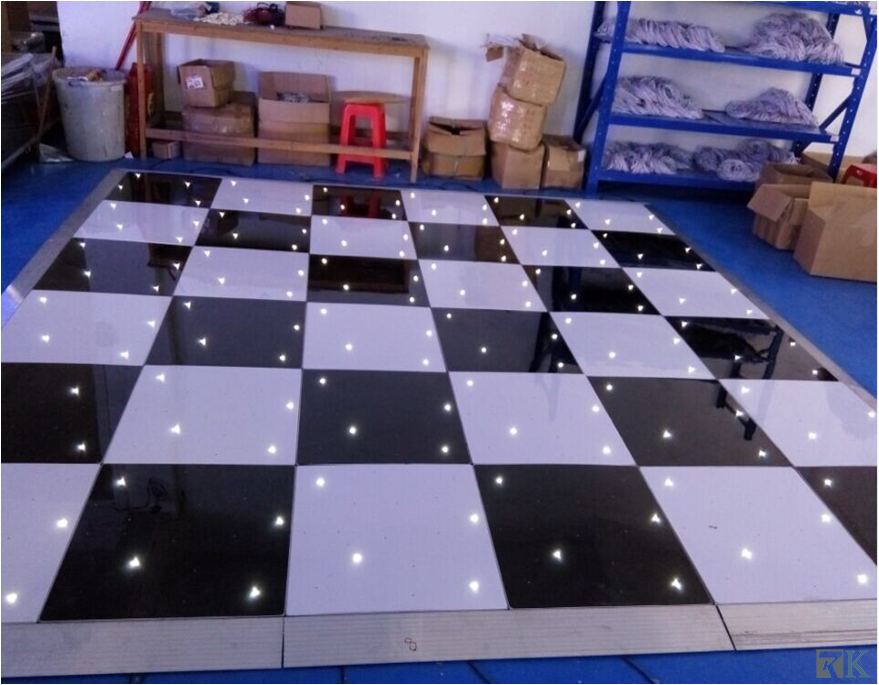LED Dancing floor for Wedding decoration and Party events LE